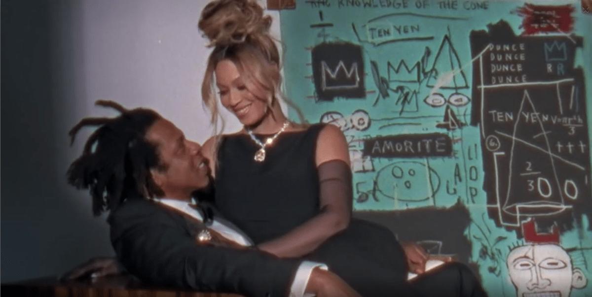 Tiffany&co x Beyoncé & Jay-Z